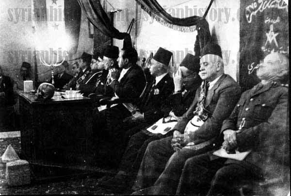 ¿Es la Guerra en Siria una batalla entre la Orden de los Jesuitas y el Gran Oriente de la Masonería? 220
